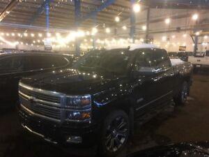 2015 Chevrolet Silverado 1500 High Country *22s* *DVD* *Nav*