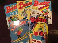 Comic annuals Various