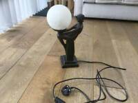 Statue Table Lamp