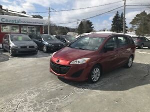 2013 Mazda 5 GS Only $109 bi-weekly, w/ $0 down, OAC