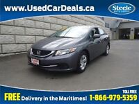 2014 Honda Civic LX Htd Seats Fully Equipped Cruise