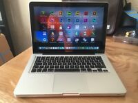 "Apple Macbook Pro 13"" 2.5GHz, Intel Core i5, 8GB RAM, 500GB HDD + Softwares + Great Condtion"