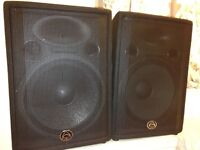 Wharfedale Pro Kinetic Speakers As New
