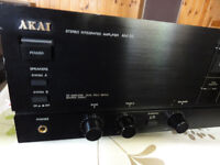 Akai AM 32 Monster Amplifier See photos to rotel Amp