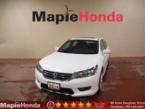 2014 Honda Accord Touring| Loaded, Leather, Navi!