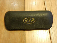 Vintage Moore & Wright Metric Micrometer No 961M With Case 0- 1 inch