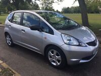 Honda Jazz 1.2 i-VTEC ES,2010,Manual,Silver,Full Service History,HPI Clear,Single Owner