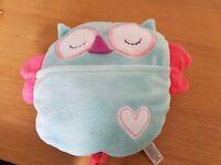 owl cushion and doll free antrim