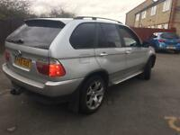 BMW X5 3.0D 2002 **MAY PX/SWAP**