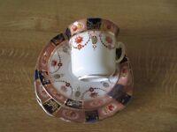 Bone china vintage tea set.