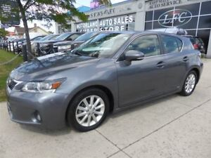 2013 Lexus CT 200h All Service Records