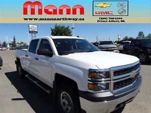 2014 Chevrolet Silverado 1500 WT | PST paid, Bluetooth, Tow pack