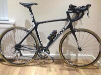 Giant Defy Carbon Composite Road Bike Tiagra FSA Shimano Traithlon Medium/Large