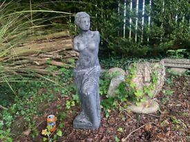 Venus de Milo Concrete Garden Ornament