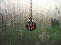 """SPHERE OF LIFE"" NECKLACE--BRAND NEW IN BOX"