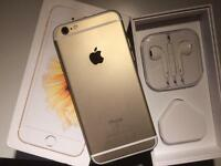 iPhone 6s 16gb gold ( vodafone )