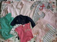 Baby girl bundle 0-3 ALL NEXT