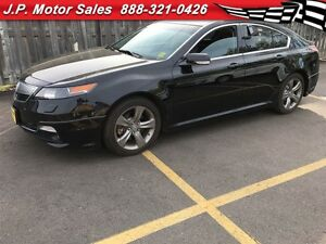 2014 Acura TL Automatic, Navigation, Leather, Sunroof, AWD