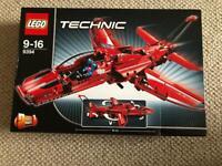 NEW and sealed LEGO TECHNIC 9394 Jetplane 2-1 RARE