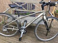 """Trek 7.5fx hybrid bike. 15"""" frame - sold"""