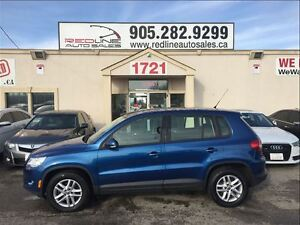 2009 Volkswagen Tiguan 2.0T Comfortline, AWD, WE APPROVE ALL CRE