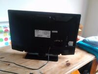 TV in perfect condition HDMI exit LED 24127 23'