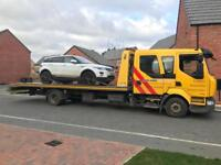 Car and Van Recovery Service