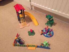 Play Mobil play ground