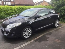 Renault Megane Coupe with full history/MOT