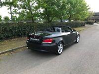 BMW 1 SERIES 2.0 118i Sport 2dr (black) 2010
