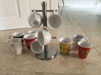 Cup and Mug selection