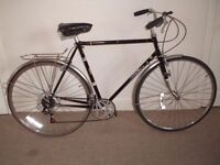 """Classic/Vintage/Retro 23"""" Falcon Olympic (Reynolds 531) Commuter/Town/City Bike (will deliver)"""