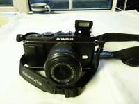 Olympus pen ep3 micro 4/3 camera