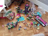 LEGO, A LOT OF IT!