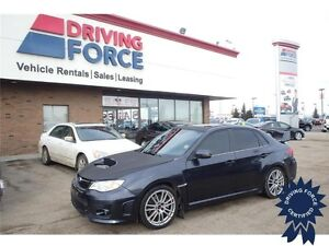 2012 Subaru Impreza WRX STI All Wheel Drive 5 Passenger Sedan
