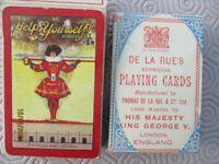 De La Rue's Playing Cards (Unused)