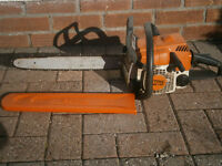 STIHL MS170 CHAINSAW 15 inch bar