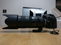Tamron 70-200mm f2.8 G2 Nikon Fit - Like new