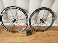 Microtech wheels with tyres