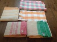 Vintage Scottish Pure Wool Blankets