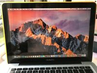 Apple MacBook Pro 13 Late 2011 i5, 500gb, Super Condition Fully Tested