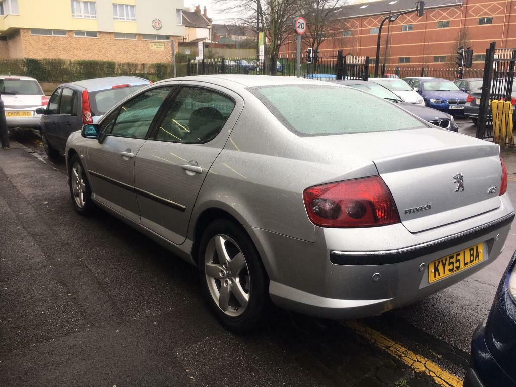 Peugeot 407 Executive 3.0 need fuse box replace