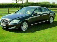 Mercedes-Benz, S CLASS, Saloon, 2007, Semi-Auto, 2987 (cc), 4 doors