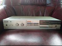 VINTAGE Genuine Hitachi HA1 Stereo Amplifier Circa 1983.Excellent Condition.