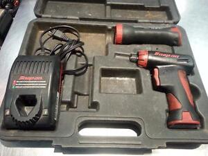 Snap On Screw Driver Kit, We sell used Power tools. Get a deal! #26374