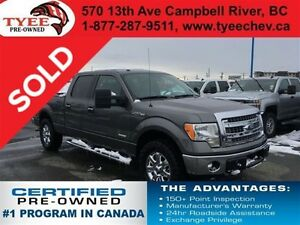 2013 Ford F-150 XLT 4x4 XTR Package