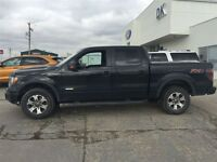 2012 Ford F-150 FX4 Sport Cloth, 3.5L EcoBoost,  Power Moonroof,