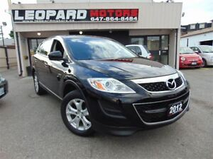 2012 Mazda CX-9 Leather,7Passenger,Awd,2Dvds*No Accident*Low Km*