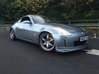 2006 NISSAN 350Z GT MANUAL FSH MODIFIED COILOVERS DECAT EXHAUST PIONEER APPS