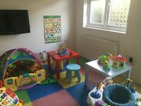 Ofsted registered childminder available in Harrow area